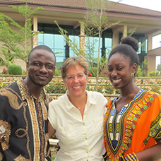 See Africa through the eyes of Ashesi