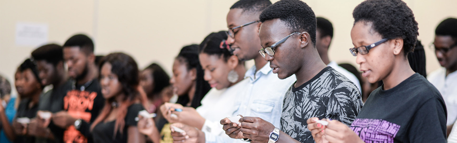 Class of 2019 signs on to the Ashesi Honor Code – Ashesi University